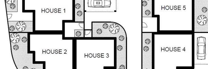 Housing property development in Kato Polemidhia, under study for planning permission.