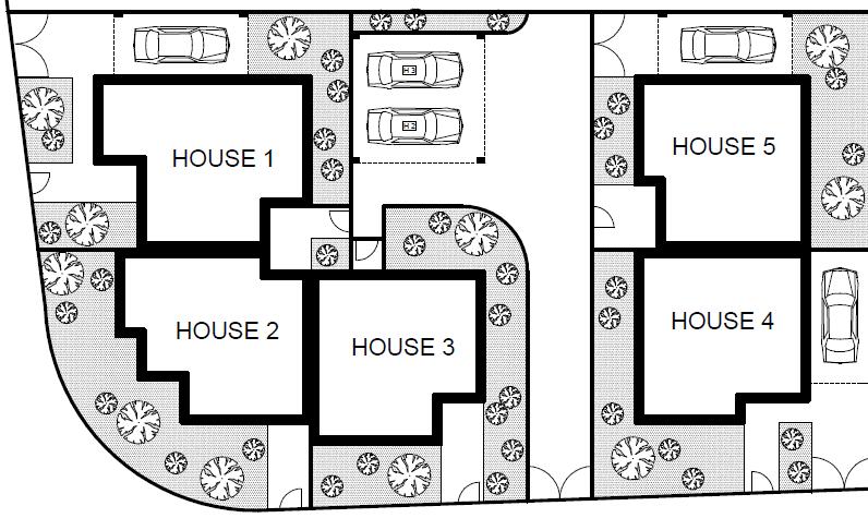 Жилищное строительство недвижимости в Като Полемидя, на стадий изучения для разрешения на строительство.