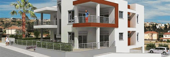 Roberta Court by G. Georgiou & Sons in Limassol, Cyprus.