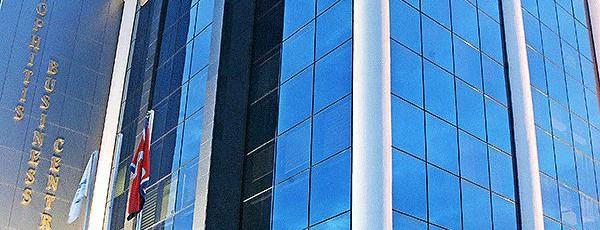 Lophitis Business Center II, awarded Best Office Development in Cyprus for 2013-2014.